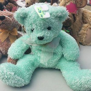 Turquoise Bear